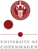 Unversity of Copenhagen Logo - PhD position - Post-doctoral position